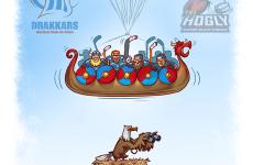 Drakkars contre Hogly