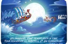 Drakkars VS Albatros