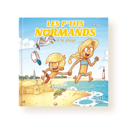 Les p'tits normands à la plage – Tome 3