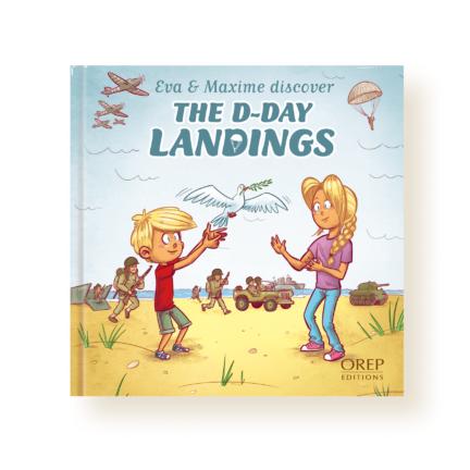 Eva & Maxime Discover -The D-Day Landings